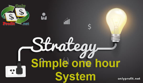 Стратегия Simple one hour System